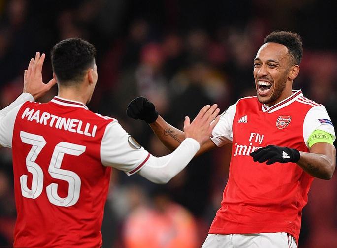 Arsenal thất bại ở Europa League, Unai Emery bị yêu cầu từ chức - Ảnh 1.