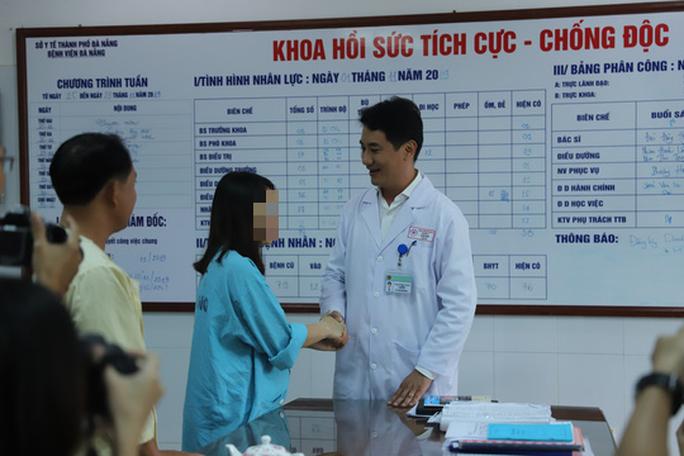 Sản phụ sống sót trong vụ tai biến nghi do thuốc gây tê đã xuất viện - Ảnh 1.