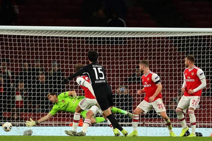 Arsenal chính thức sa thải HLV Emery, nổ bùng khủng hoảng - Ảnh 1.