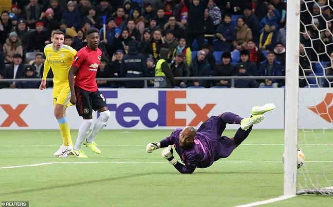 Lingard trở lại, Man United đại bại ở Europa League - Ảnh 4.