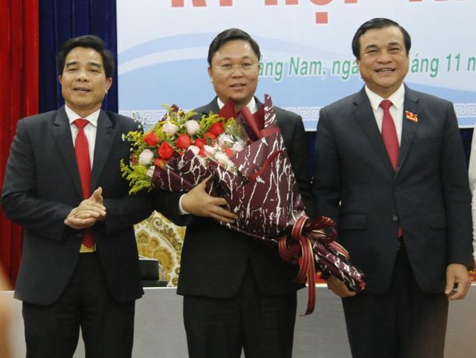 Ông Lê Trí Thanh làm Chủ tịch UBND tỉnh Quảng Nam - Ảnh 1.