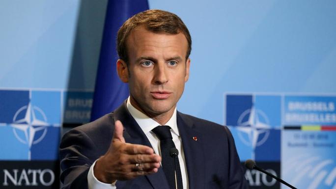 Chưa hòa với Mỹ, Thổ Nhĩ Kỳ lại bất bình với Pháp - Ảnh 2.