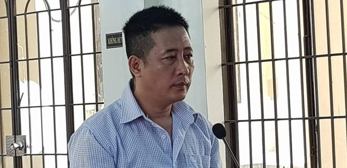 Phiên tòa xử cựu CSGT Đồng Nai lạnh lùng bắn chết người kết thúc nhanh chóng - Ảnh 1.