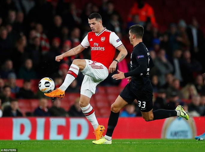 Mikel Arteta ngồi ghế nóng Arsenal, tự tin đưa Pháo thủ trở lại - Ảnh 7.