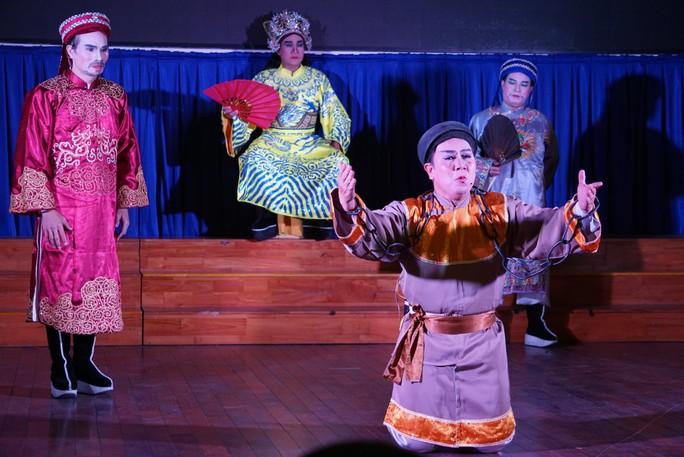 Biết cách làm, nghệ thuật hát bội sẽ được khán giả trẻ say mê  - Ảnh 3.