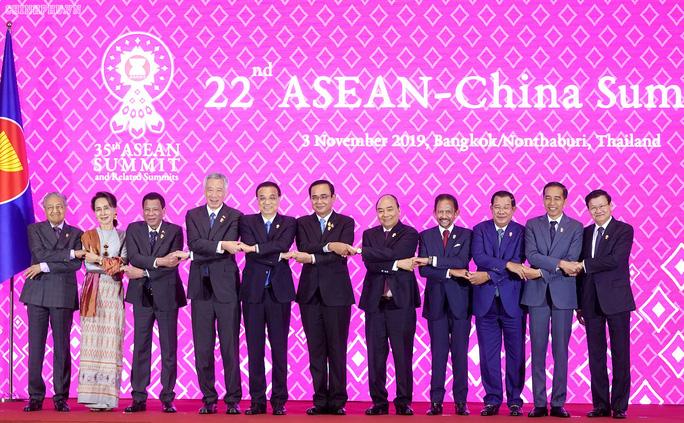 Thủ tướng: Quan điểm của Việt Nam về tình hình Biển Đông rõ ràng, nhất quán - Ảnh 1.
