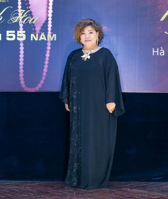 NSND Thanh Hoa hoàn thành sứ mệnh của một nghệ sĩ hát sau 55 năm trên con đường âm nhạc - Ảnh 1.
