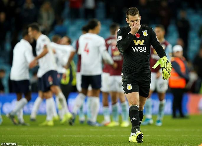 Ngược dòng siêu hạng, Liverpool hạ Aston Villa, giữ ngôi đầu phút 90+4 - Ảnh 8.