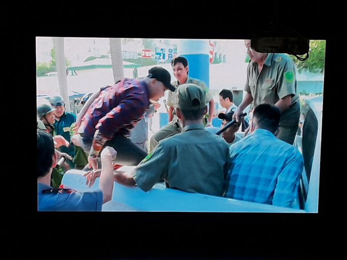Kịch bản Giang hồ truy sát vào tận bên trong Bệnh viện Gia Định - TP HCM - Ảnh 2.