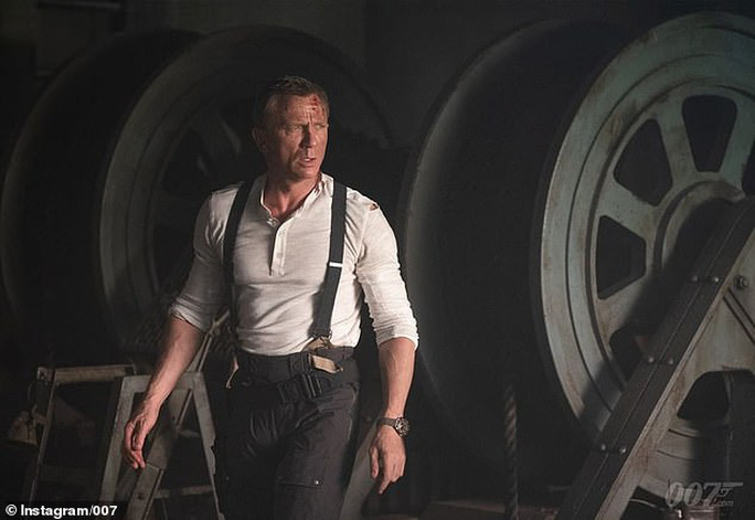 """Daniel Craig khẳng định sẽ không tiếp tục làm """"007"""" - Ảnh 1."""