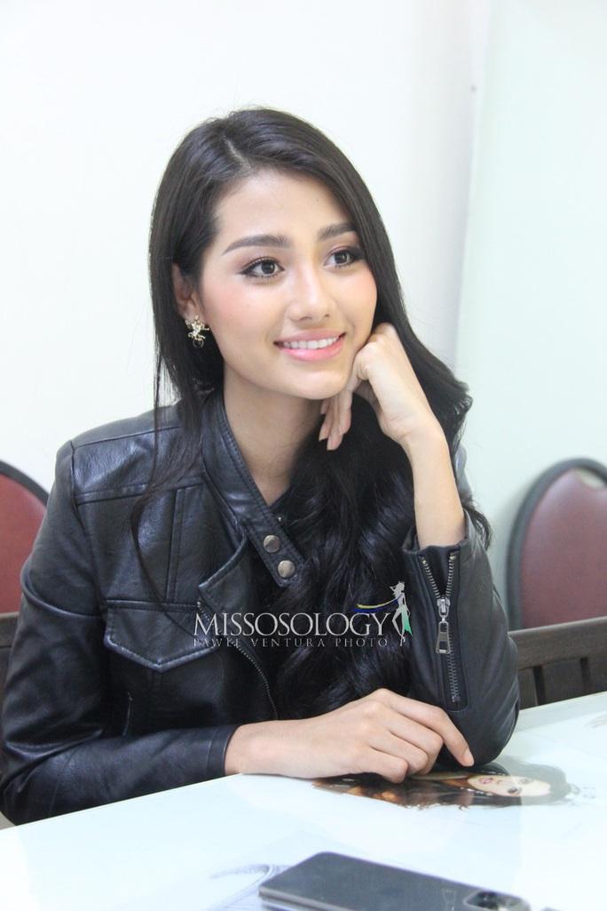 Hoa hậu Hoàn vũ Myanmar công khai chuyện đồng tính - Ảnh 6.