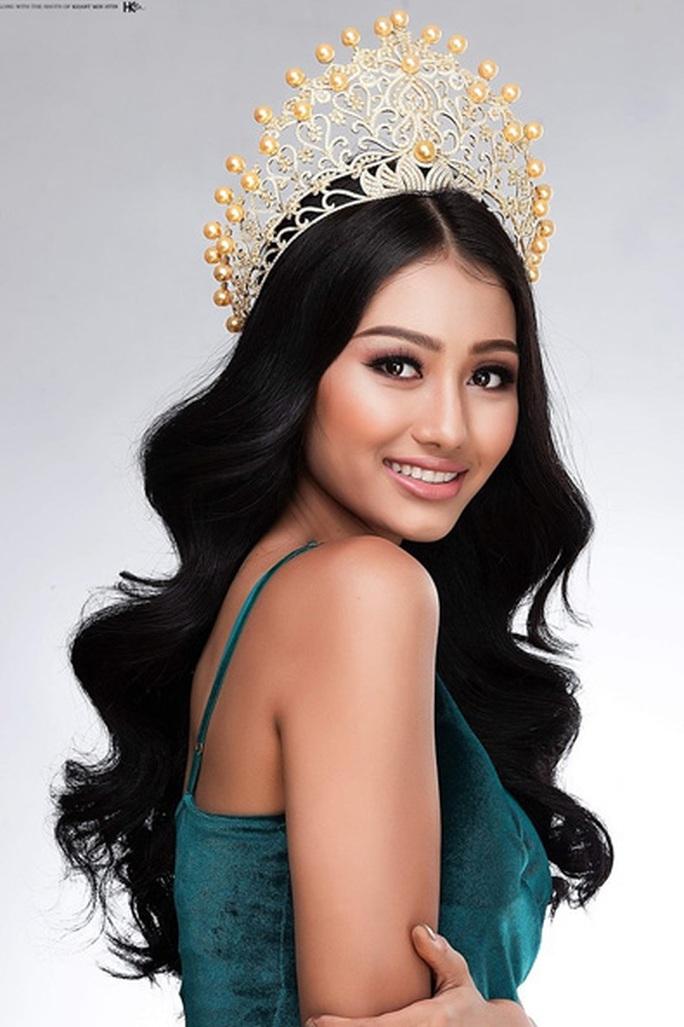 Hoa hậu Hoàn vũ Myanmar công khai chuyện đồng tính - Ảnh 1.