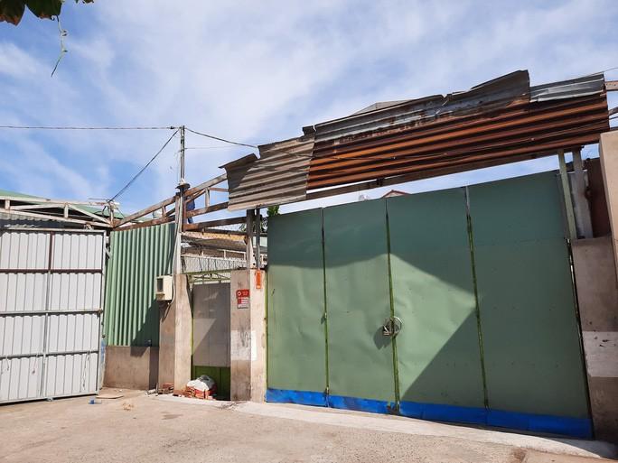 UBND TP HCM yêu cầu giải trình vì sao lọt công trình không phép dính ông Lê Hữu Thành - Ảnh 1.
