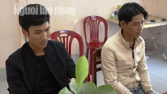 Tóm thêm 2 đối tượng từ Ninh Bình vào Đồng Tháp phát tờ rơi tín dụng đen - Ảnh 3.
