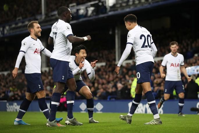 Son Heung-min đốn gãy chân đối thủ, Tottenham tiếp tục sa lầy - Ảnh 6.