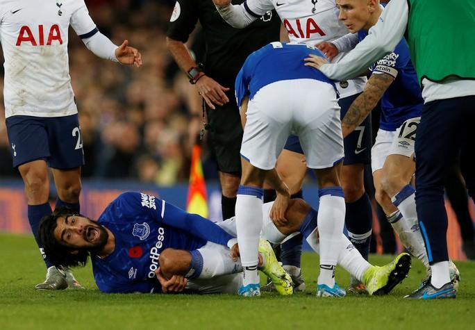 Son Heung-min đốn gãy chân đối thủ, Tottenham tiếp tục sa lầy - Ảnh 3.