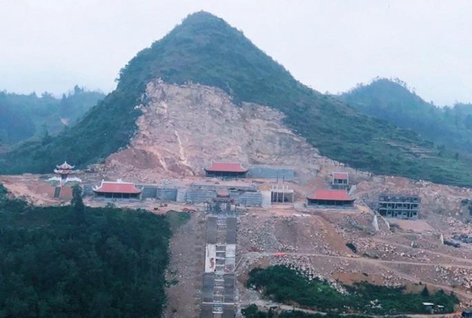 Giáo hội Phật giáo Việt Nam lên tiếng về dự án tâm linh ở Lũng Cú - Ảnh 1.