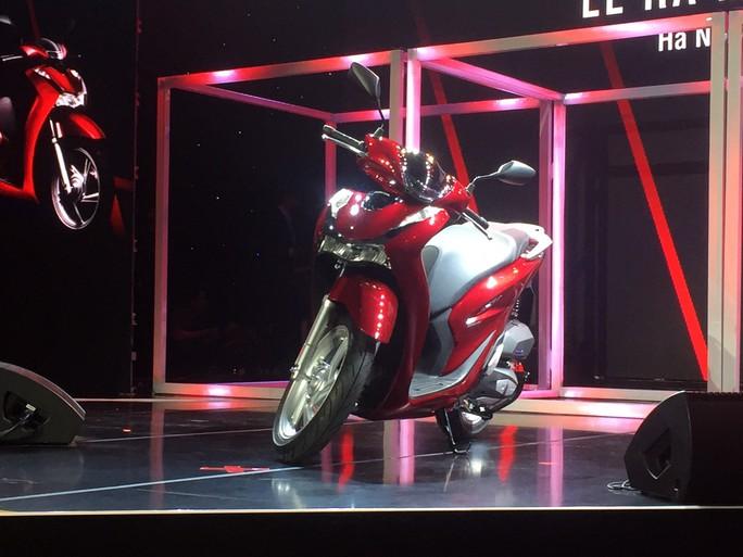 Honda Việt Nam giới thiệu mẫu xe tay ga mới với tỉ lệ nội địa hóa đến 98% - Ảnh 1.