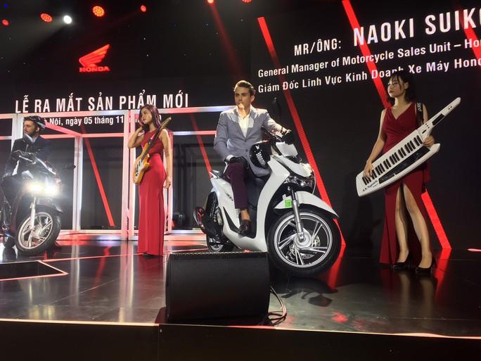 Honda Việt Nam giới thiệu mẫu xe tay ga mới với tỉ lệ nội địa hóa đến 98% - Ảnh 2.