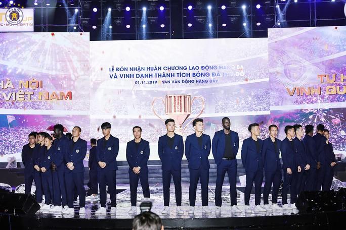 VFF lên tiếng về việc nhóm cầu thủ Hà Nội FC trái lệnh tập trung của thầy Park - Ảnh 1.