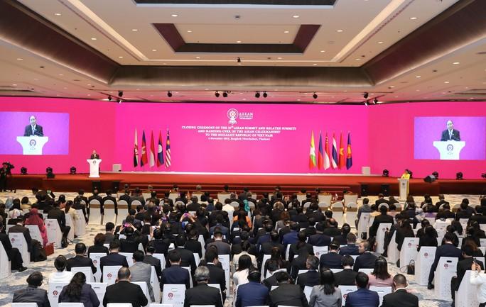 Việt Nam tiếp nhận vai trò Chủ tịch ASEAN 2020 - Ảnh 2.
