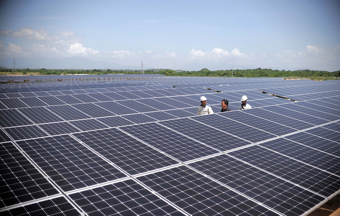 Giải phóng công suất dự án điện mặt trời - Ảnh 1.