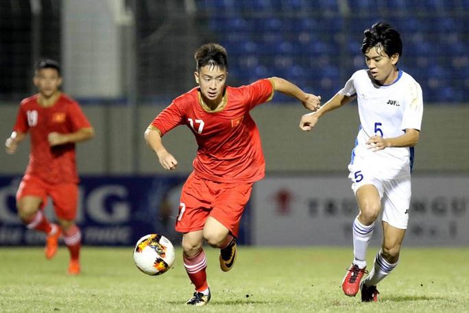 Tuyển Việt Nam vô địch Giải U21 quốc tế 2019 - Ảnh 1.