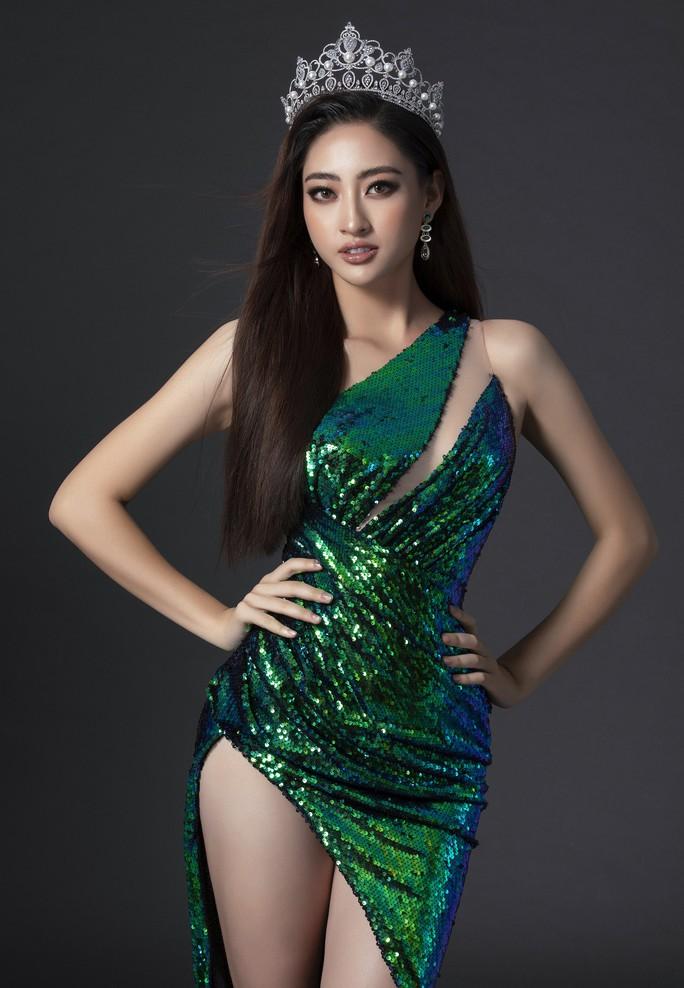 Sau khi bị chê béo, Lương Thuỳ Linh xuất hiện xinh đẹp trên trang chủ Miss World - Ảnh 5.