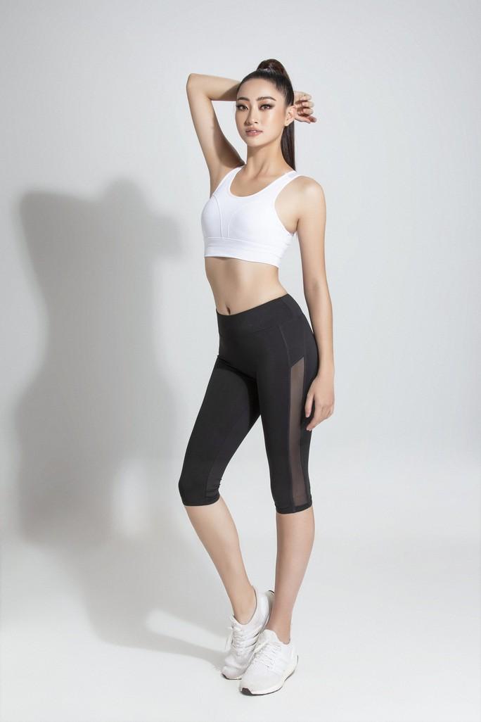 Sau khi bị chê béo, Lương Thuỳ Linh xuất hiện xinh đẹp trên trang chủ Miss World - Ảnh 7.