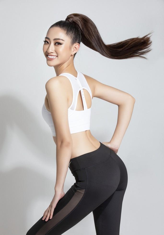 Sau khi bị chê béo, Lương Thuỳ Linh xuất hiện xinh đẹp trên trang chủ Miss World - Ảnh 8.