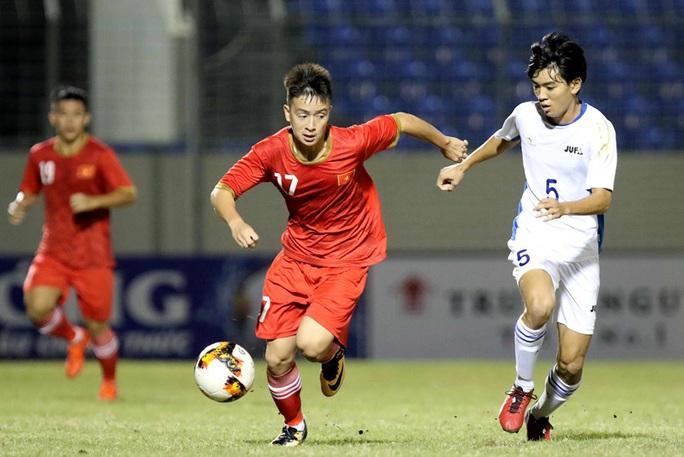 U21 Việt Nam tuyển chọn bảo vệ thành công ngôi vương U21 quốc tế - Ảnh 2.