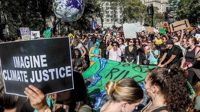 Vì sao đến nay Mỹ mới rút khỏi hiệp định chống biến đổi khí hậu? - Ảnh 1.