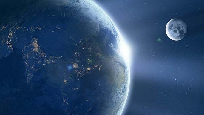 """Trung Quốc tham vọng lập đặc khu kinh tế """"trái đất – mặt trăng"""" 10.000 tỉ USD - Ảnh 1."""