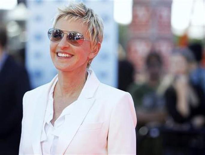 MC Ellen DeGeneres được tôn vinh thành tựu trọn đời - Ảnh 2.