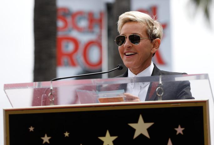 MC Ellen DeGeneres được tôn vinh thành tựu trọn đời - Ảnh 1.