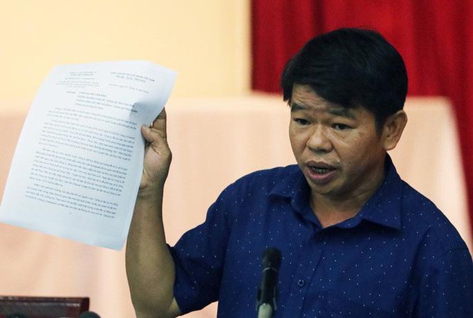 Tổng Giám đốc Công ty nước sạch Sông Đà Nguyễn Văn Tốn mất chức - Ảnh 1.