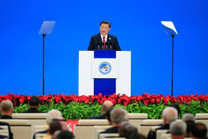 Trung Quốc lại cam kết mở cửa thị trường - Ảnh 1.