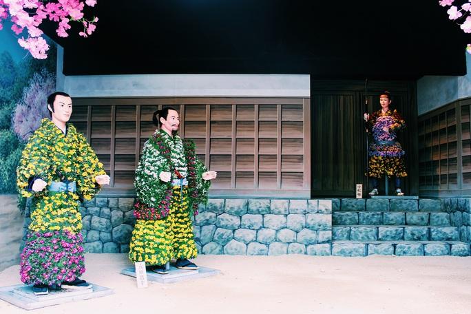 Rủ nhau ngắm hoa anh đào, nhiều người nhầm tưởng về quốc hoa Nhật Bản - Ảnh 10.