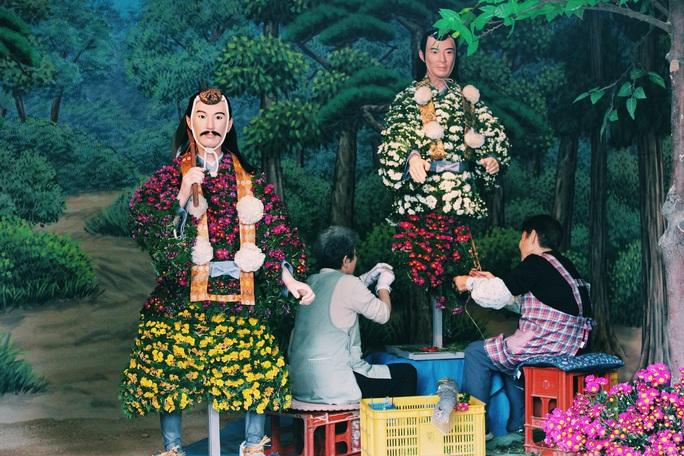 Rủ nhau ngắm hoa anh đào, nhiều người nhầm tưởng về quốc hoa Nhật Bản - Ảnh 11.