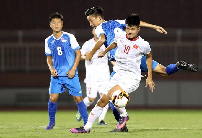 Việt Nam hạ Mông Cổ, khởi đầu thuận lợi vòng loại U19 châu Á 2020 - Ảnh 1.