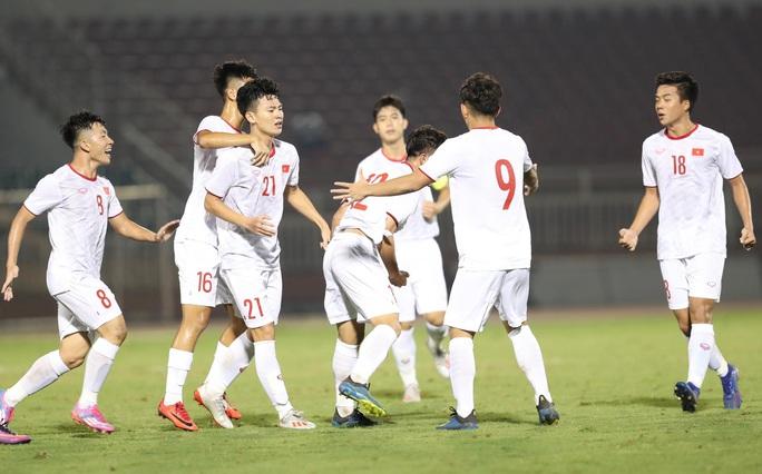 Việt Nam hạ Mông Cổ, khởi đầu thuận lợi vòng loại U19 châu Á 2020 - Ảnh 2.