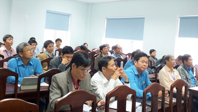 Thừa Thiên - Huế: Bồi dưỡng kỹ năng truyền thông cho cán bộ Công đoàn - Ảnh 1.