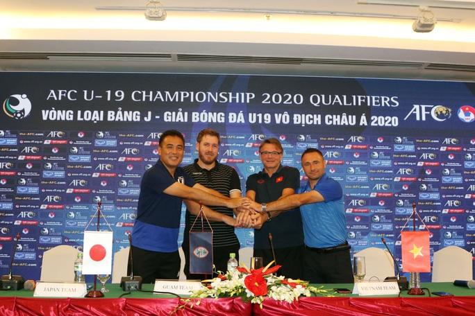 Vòng loại U19 châu Á 2020: Next Media phối hợp với HTV phát sóng toàn bộ các trận đấu - Ảnh 1.