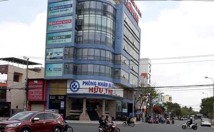 Đà Nẵng phạt 150 triệu đồng phòng khám Hữu Thọ vì xả thải - Ảnh 1.