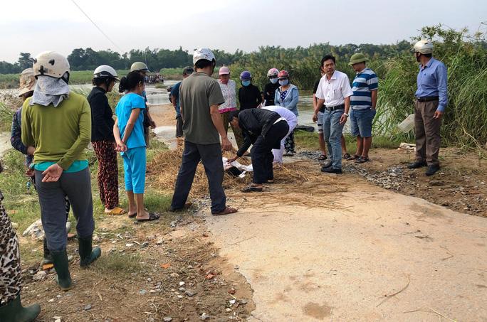 Chính quyền địa phương cấm đò vô cảm, người dân liều mình lội sông chết đuối thương tâm - Ảnh 3.