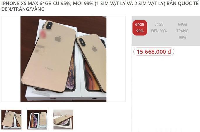 Tham rẻ, nhiều người mắc lừa trò bán iPhone 1978 ở VN - Ảnh 1.