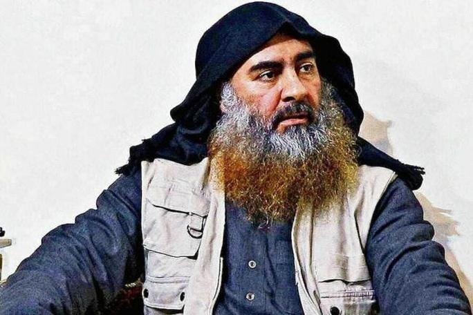 Thổ Nhĩ Kỳ bắt được vợ của cựu thủ lĩnh IS - Ảnh 1.