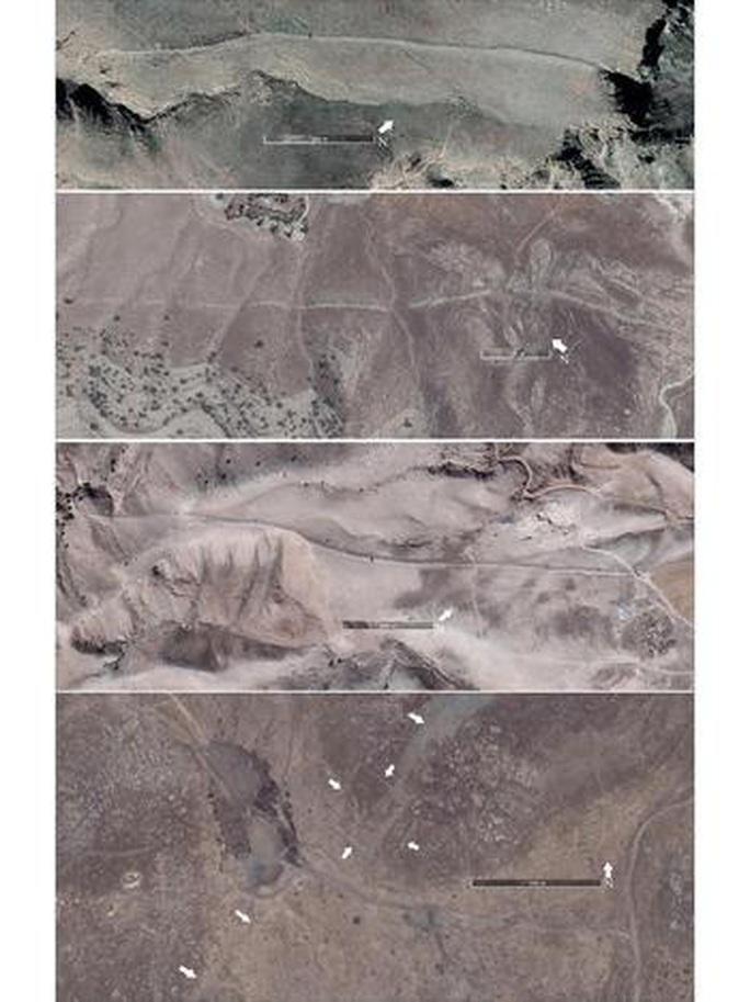 Phát hiện trường thành bí ẩn dài 115 km, 2.000 năm tuổi ở Tây Á - Ảnh 1.