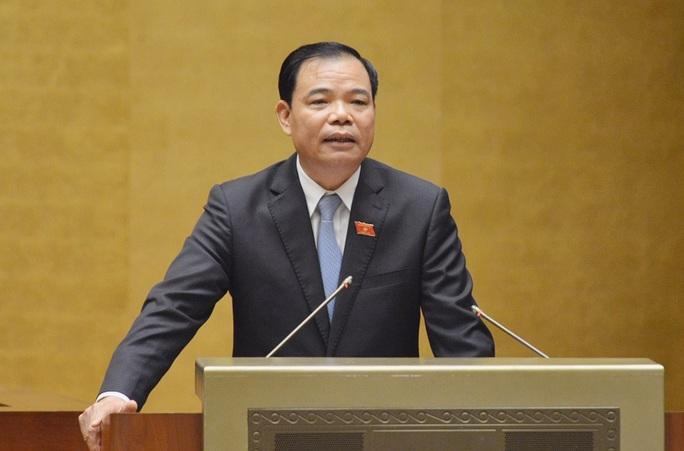 Bộ trưởng Nguyễn Xuân Cường: Vẫn giữ được 109.000 con heo cụ kỵ trong dịch bệnh lịch sử - Ảnh 1.