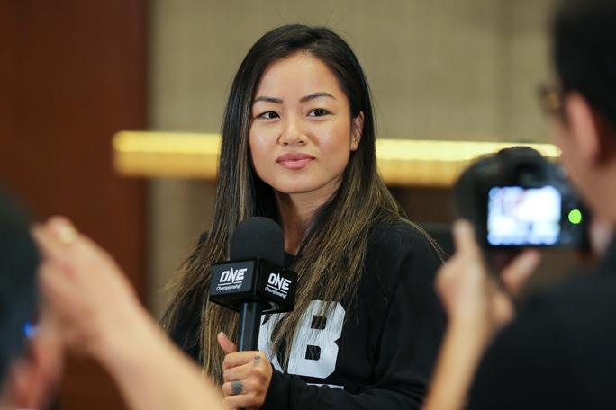 Bi Nguyễn: Tôi muốn trở thành nữ võ sĩ Việt Nam đầu tiên vô địch ONE Championship - Ảnh 2.